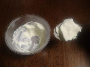 ローソンプレミアムロールケーキクリーム