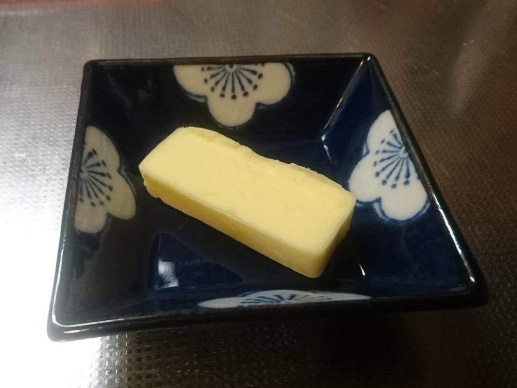 ポップコーン味付け バター